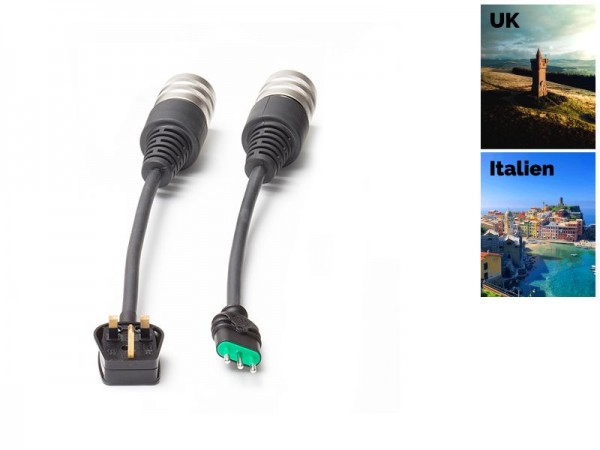 WANDERLUST adapter set