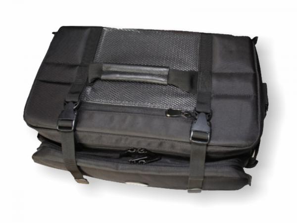 E-TRAVELLER Front trunk bag | adjustable compartments