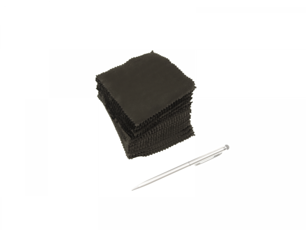 Microfibre cloths | black