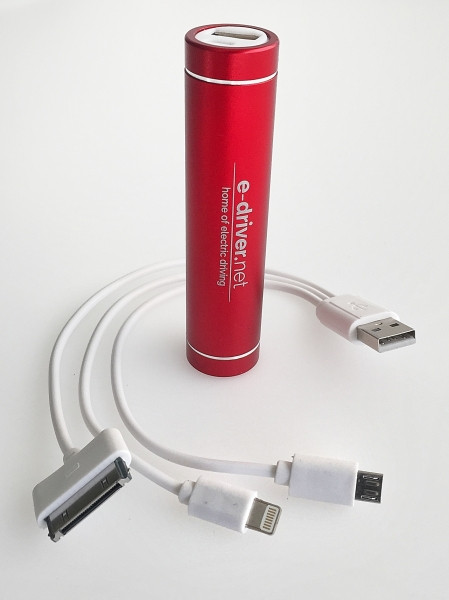 E-JUICE | Mobile phone charger