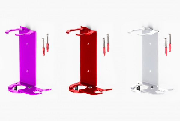 JUICE STYLE | COLOUR wall mount | with U-bracket and security lock