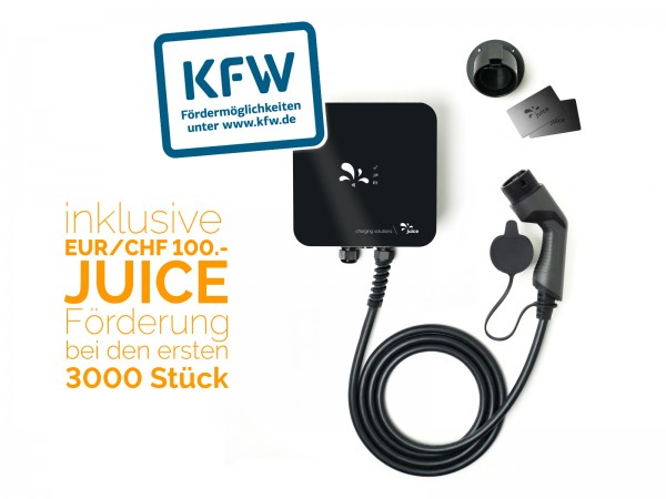 JUICE CHARGER me | 11 kW-Version