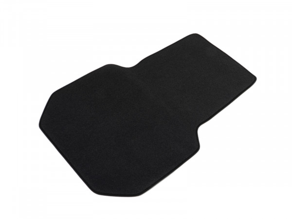 Premium car floor mats | Classic Velours CASUAL, no. 4 for front trunk