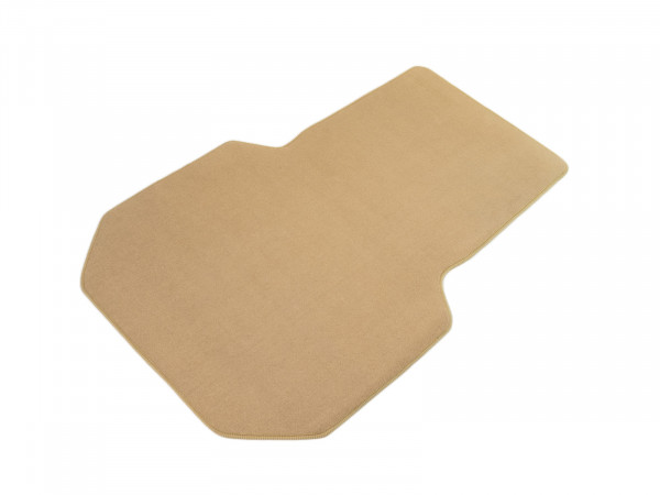 Premium car floor mats | PREMIUM tufted velour, No. 5 for front trunk of Dual Drive models