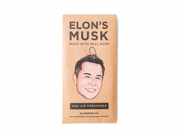 Elon's Musk | Lufterfrischer | 1er Pack