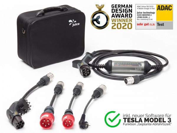 German Tesla Model 3 Set