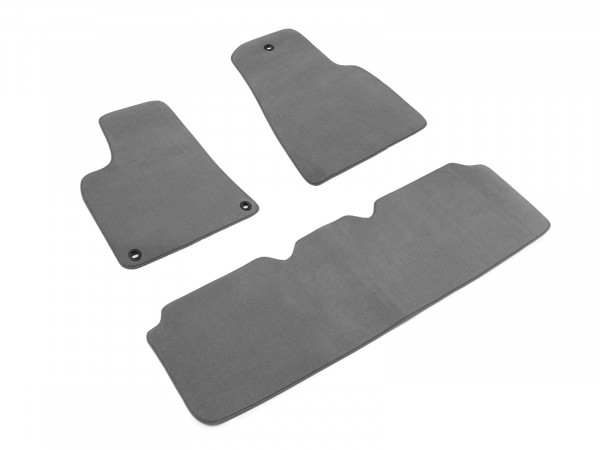 Premium car floor mats | PREMIUM tufted velour, no.1 for cockpit and cabin